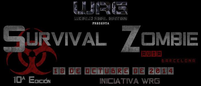 Survival Zombie Berga, Aviá - 18 de octubre 2014 Logo10