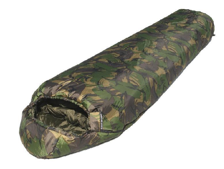 Consejos Sobrevivir con un sleeping bag mojado. Snugpa10