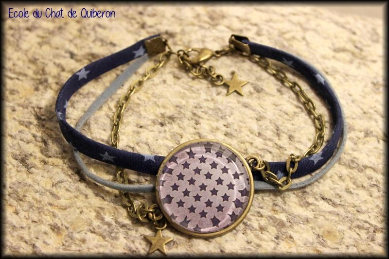 Les bracelets...100% Fait-main, au profit de l'ECQ! Img_3627