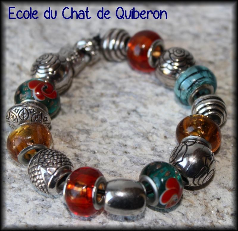 Les bracelets...100% Fait-main, au profit de l'ECQ! Img_7927