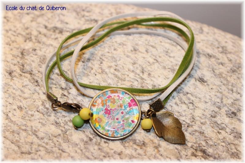 Les bracelets...100% Fait-main, au profit de l'ECQ! Img_8414