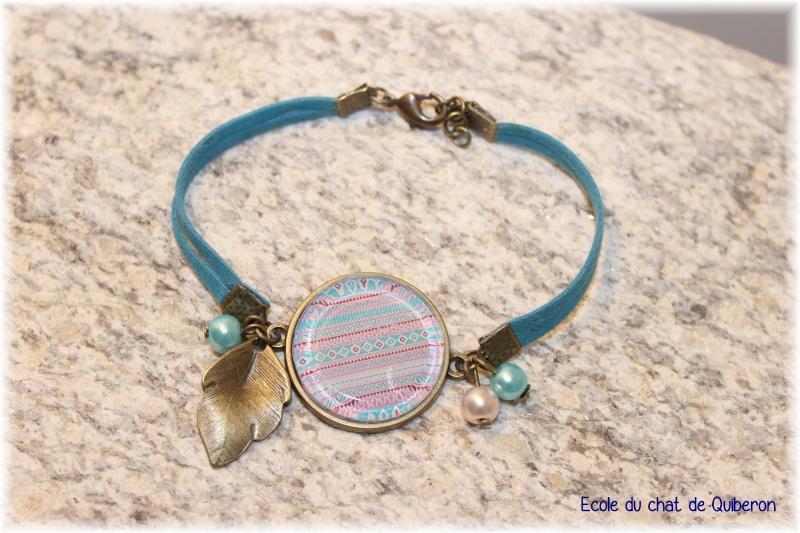 Les bracelets...100% Fait-main, au profit de l'ECQ! Img_8415