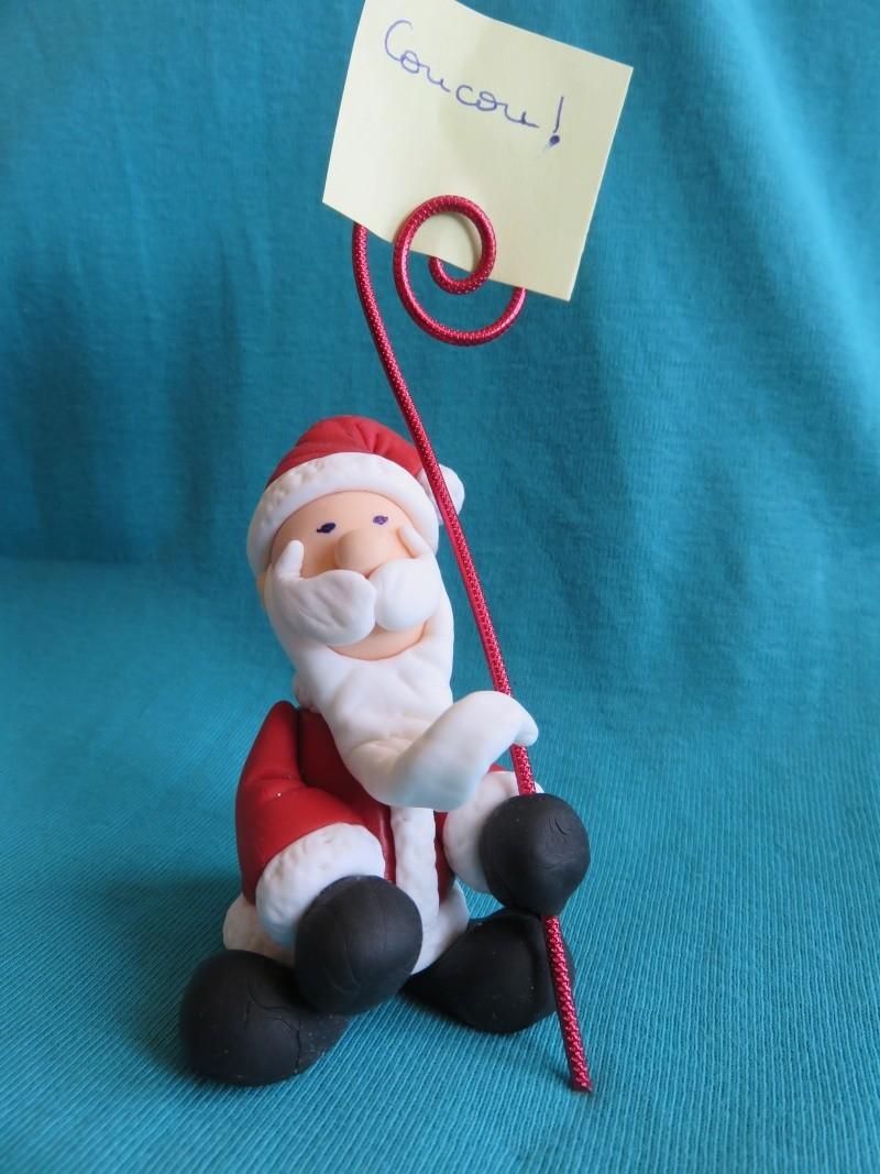 Père Noël fait à l'atelier Porcel10