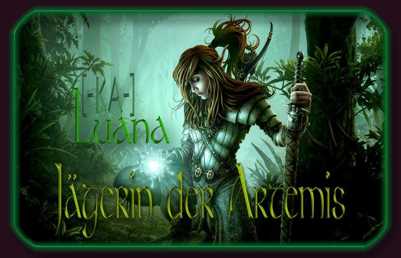 Jägerinnen und Verbündete der Artemis Artemi11
