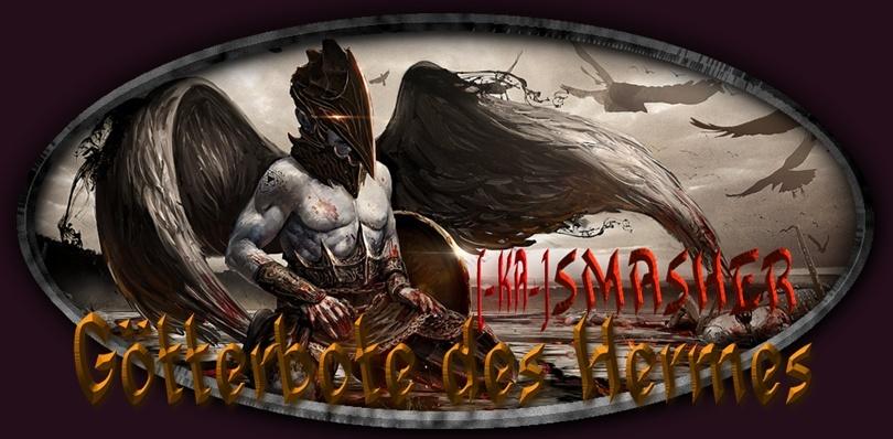 Die Götterboten des Hermes Gotter15