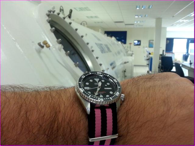 La montre du vendredi 18 juillet  2014 20140725
