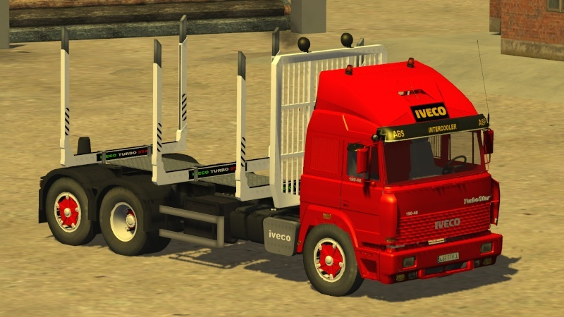 Iveco Turbo Star 190 40 forest mod Fsscre17
