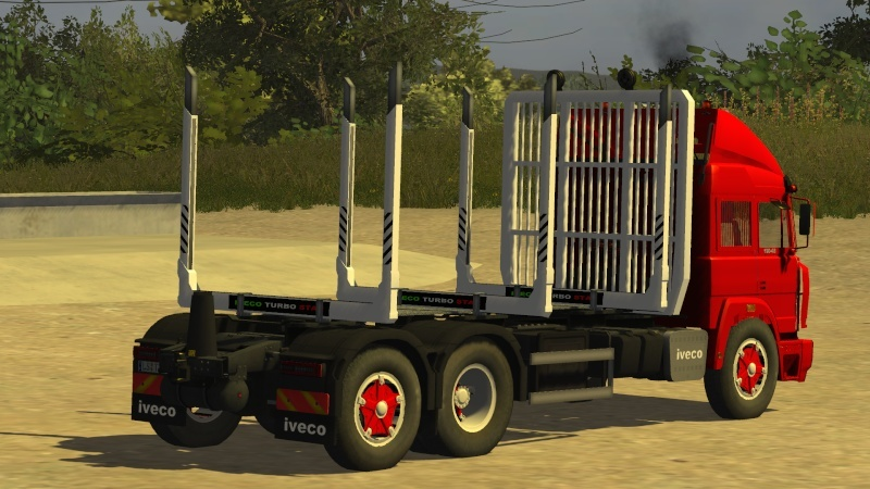 Iveco Turbo Star 190 40 forest mod Fsscre18