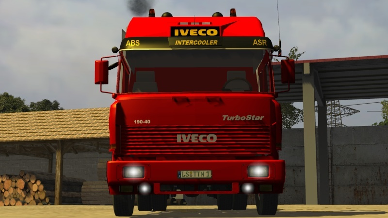 Iveco Turbo Star 190 40 forest mod Fsscre19