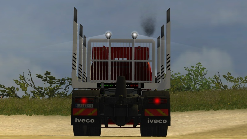 Iveco Turbo Star 190 40 forest mod Fsscre20