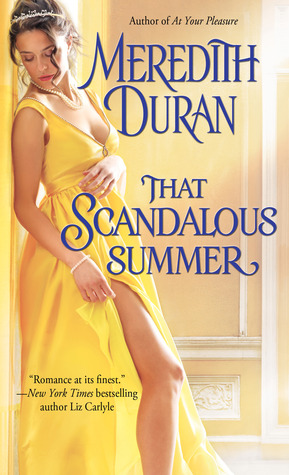 duran - Rules for the Reckless - Tome 1 : That Scandalous Summer de Meredith Duran 14822911