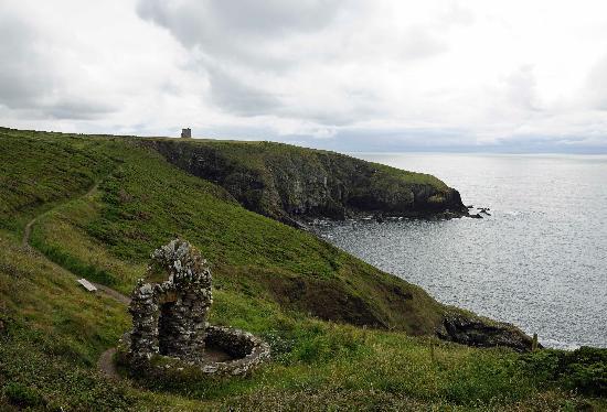 magie irlandaise - Magie Irlandaise - Tome 3 : Le coeur de la mer de Nora Roberts Ardmor11