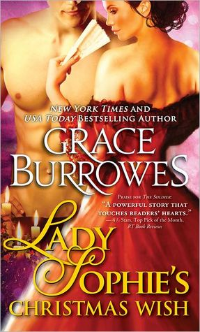 The Duke's Daughters - Tome 1 : Lady Sophie's Christmas  Wish de Grace Burrowes Ladyso11