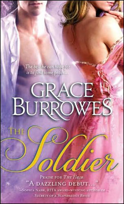 The Windham - Tome 2 : The Soldier de Grace Burrowes Thesol11
