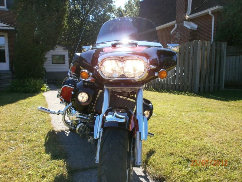VENDU - Superbe moto originale Honda Valkyrie Interstate 610