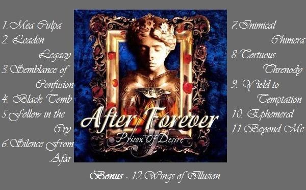 Album n°1 : Prison Of Desire Amaran11