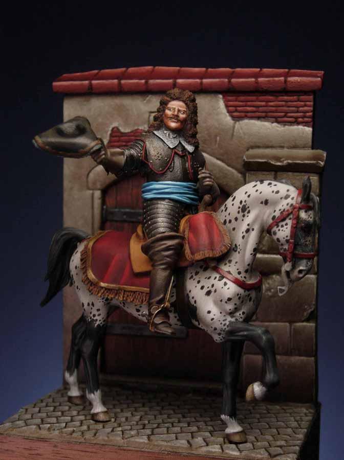 Gentilhomme savoyard, commandant de l'artillerie, Solaro de Margarita Dscn3811