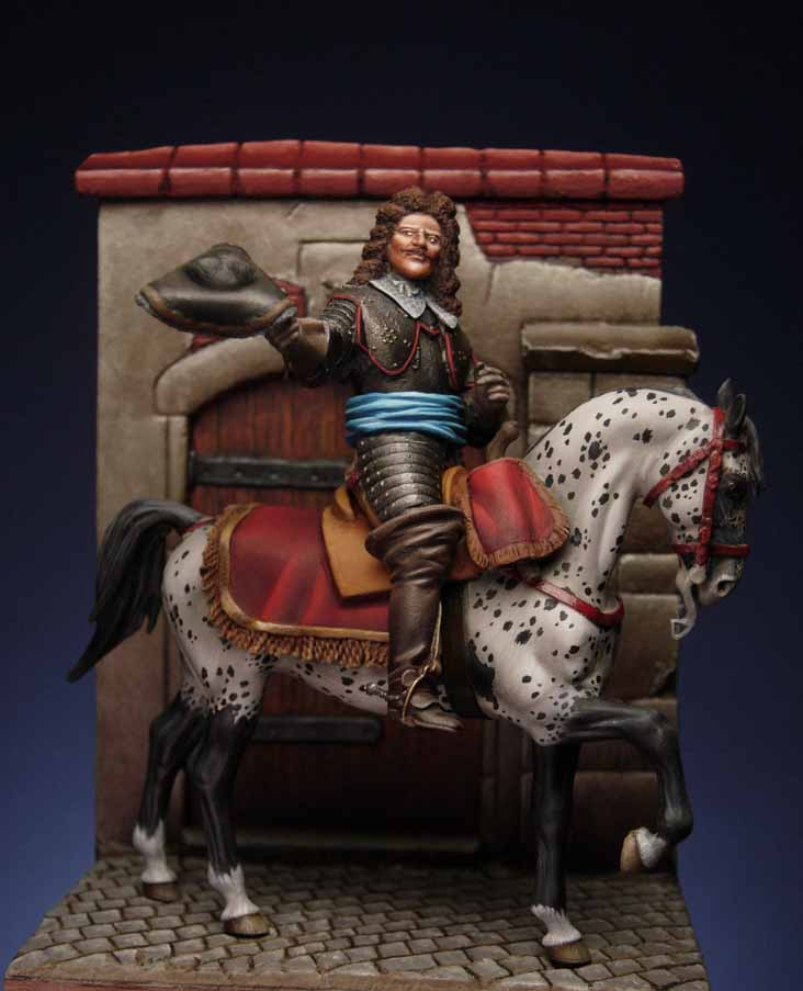 Gentilhomme savoyard, commandant de l'artillerie, Solaro de Margarita Dscn3812