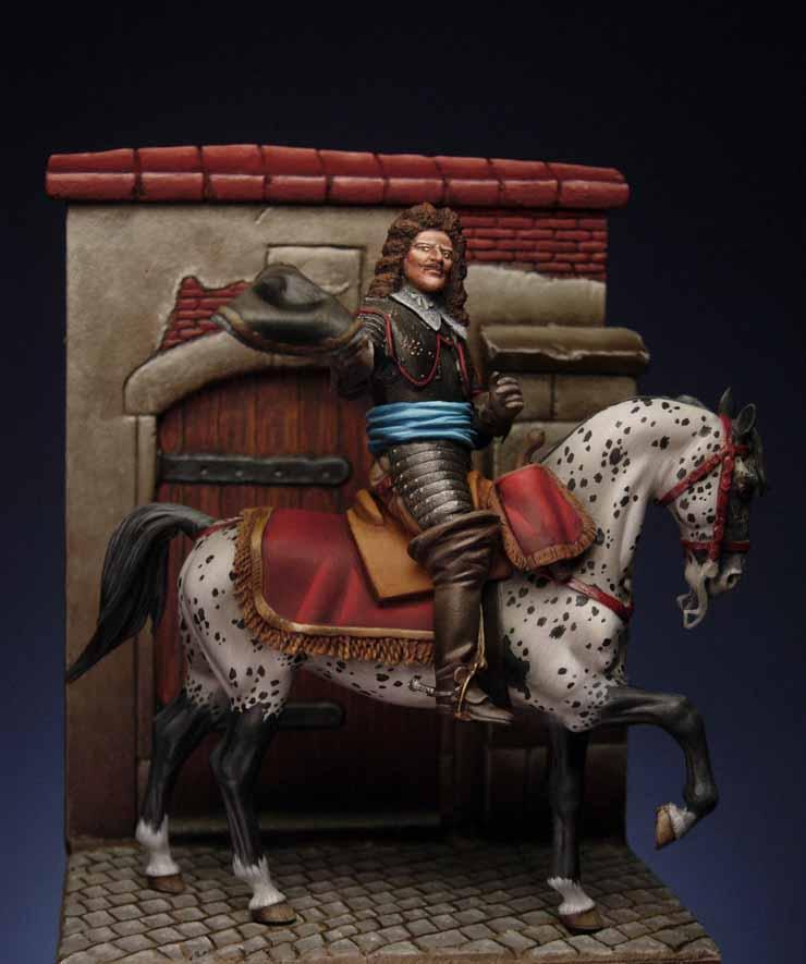 Gentilhomme savoyard, commandant de l'artillerie, Solaro de Margarita Dscn3813