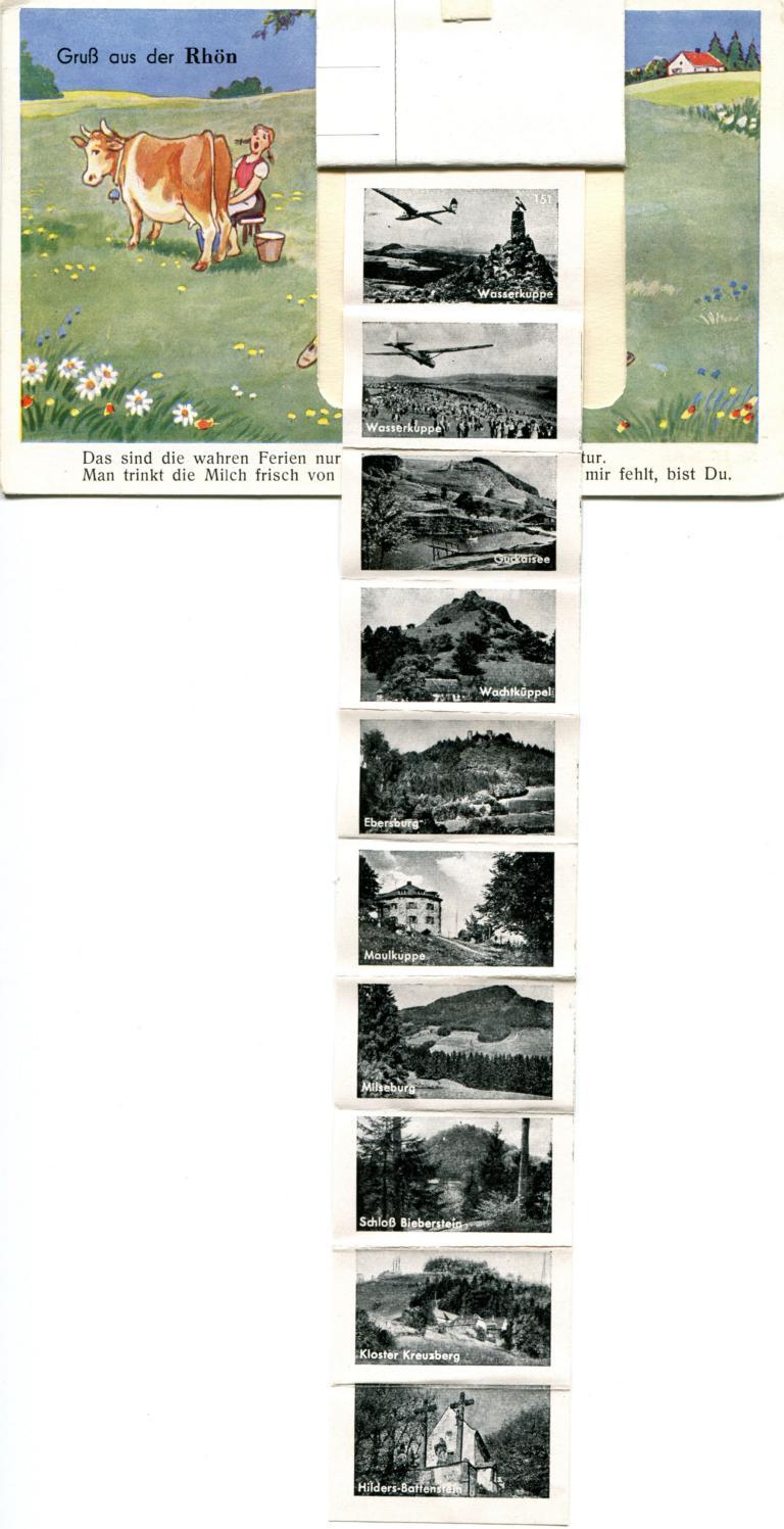 Leporellokarten Brd-2312