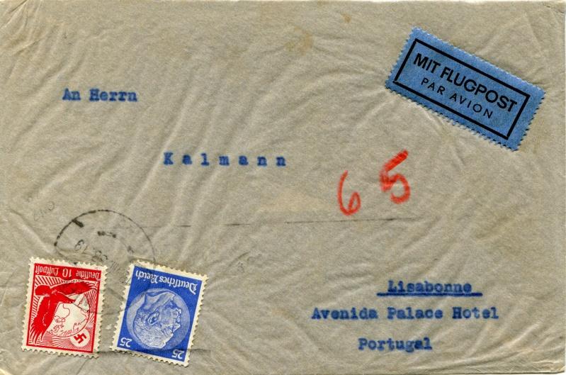 Österreich im III. Reich (Ostmark) Belege - Seite 3 Dr-37910