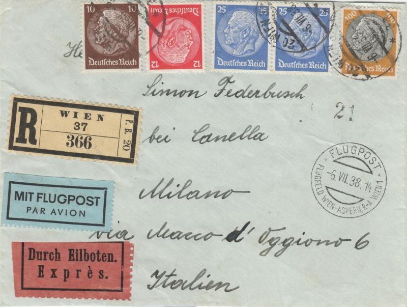Österreich im III. Reich (Ostmark) Belege - Seite 2 Dr-52812