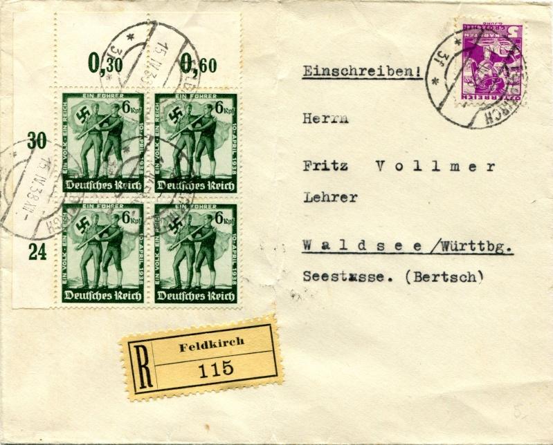 Österreich im III. Reich (Ostmark) Belege - Seite 4 Dr-66312