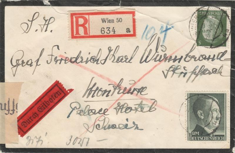 Österreich im III. Reich (Ostmark) Belege - Seite 2 Dr-78410
