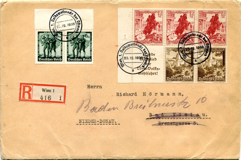 Österreich im III. Reich (Ostmark) Belege - Seite 3 Dr-w1310