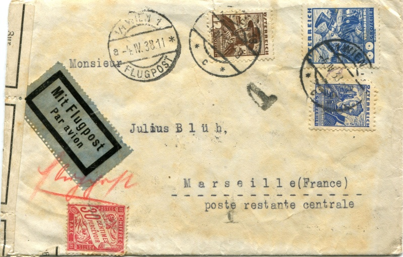 Österreich im III. Reich (Ostmark) Belege - Seite 3 Dr-yu512