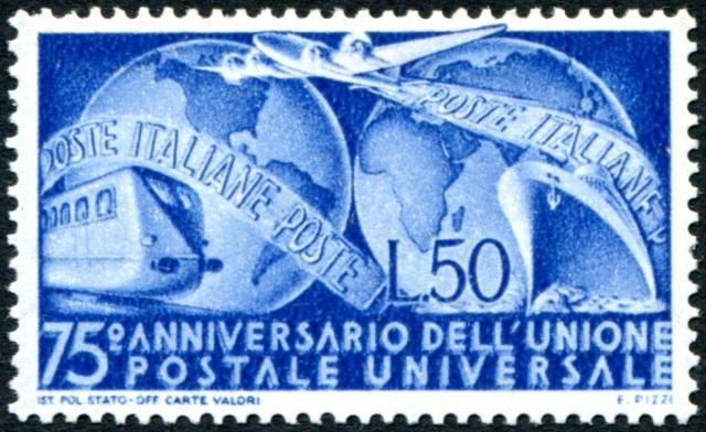 75 Jahre Weltpostverein - Seite 3 Upu-7518