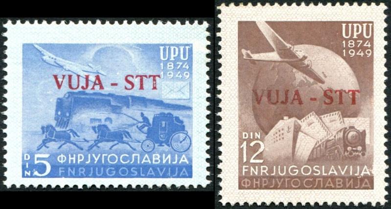 75 Jahre Weltpostverein - Seite 3 Upu-7521