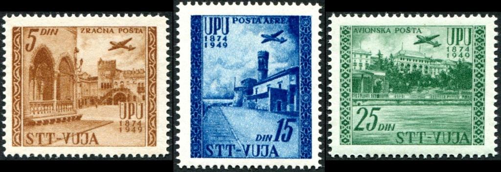 75 Jahre Weltpostverein - Seite 3 Upu-7522
