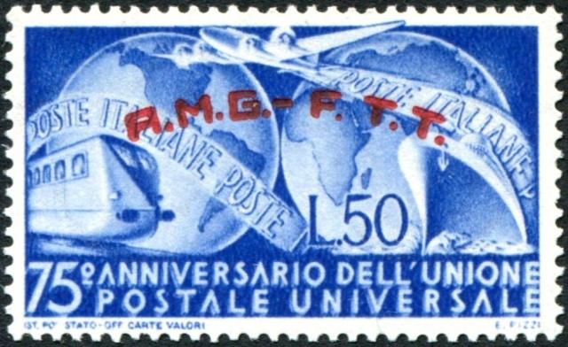 75 Jahre Weltpostverein - Seite 3 Upu-7523