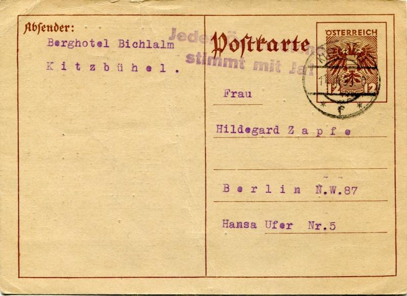 Österreich im III. Reich (Ostmark) Belege - Seite 4 Yu-gsk10