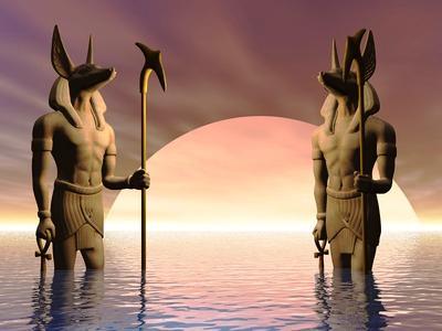 Avatars Dieux Égyptiens Dieux10
