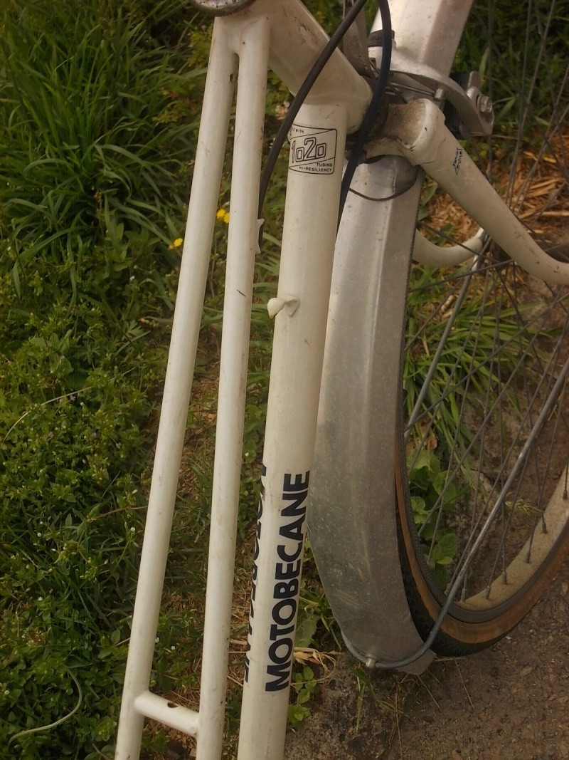 MOTOBECANE BR 1 D  1985 1020 , 650 B  2014-098