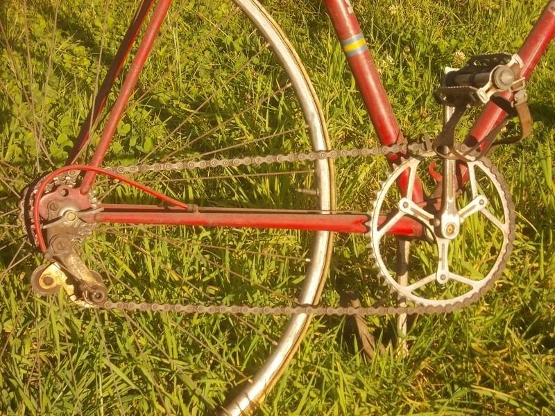 """vélo TOUR DE FRANCE 1937-48 """"  2014-675"""