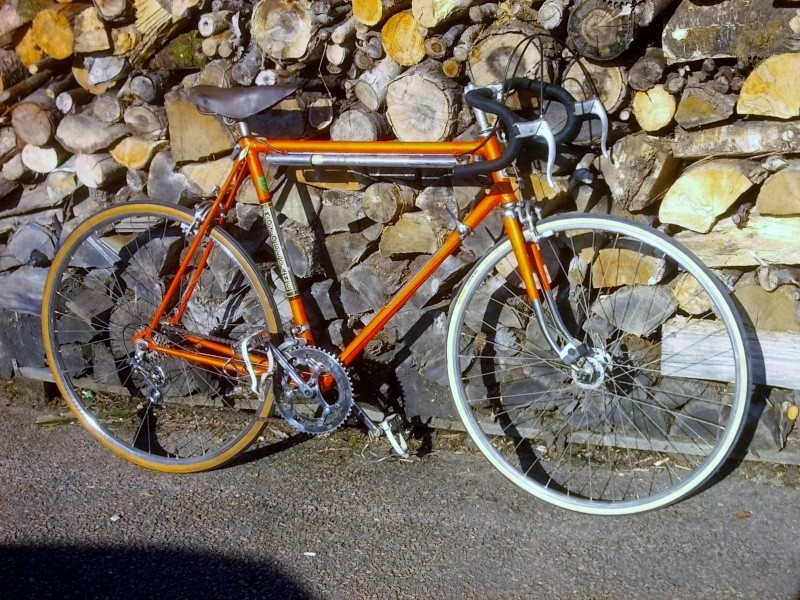 Motobecane Super Champion Orange 1975 2014-692