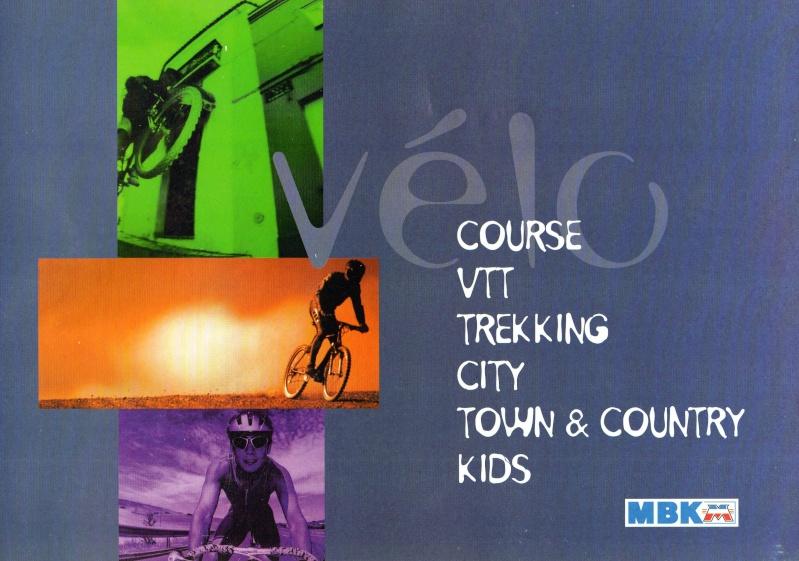 catalogue  MBK 1995  , toute la gamme ! Catagu10