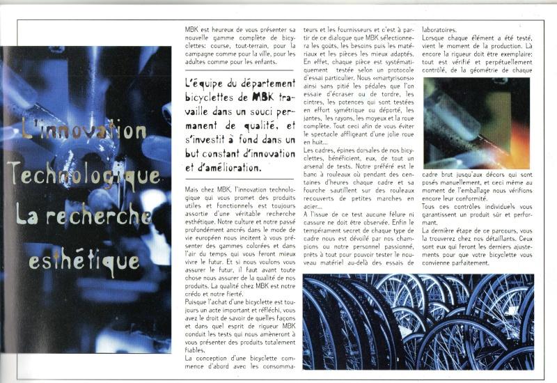 catalogue  MBK 1995  , toute la gamme ! Catalo10
