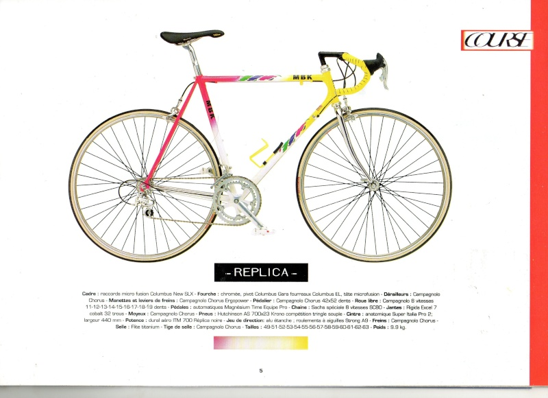 catalogue  MBK 1995  , toute la gamme ! Catalo14