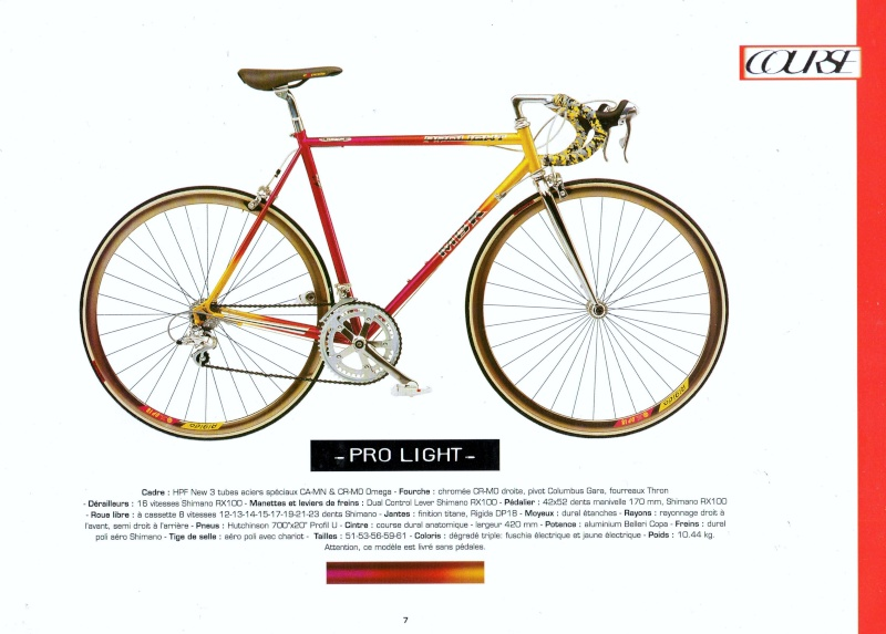 catalogue  MBK 1995  , toute la gamme ! Catalo16