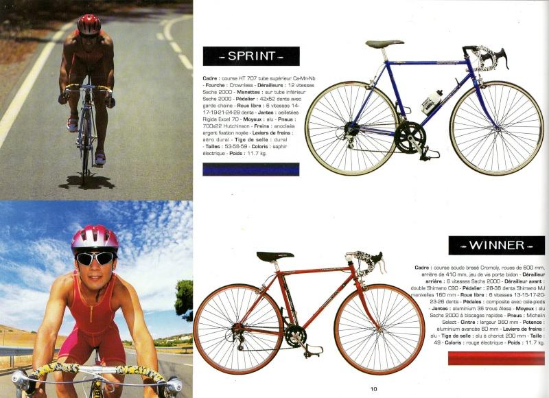 catalogue  MBK 1995  , toute la gamme ! Catalo19