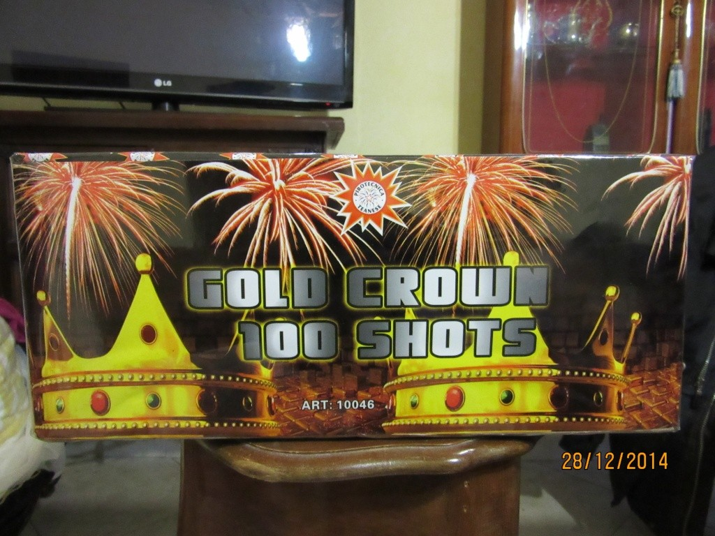 GOLDEN CROW 100 CP Gold_c10
