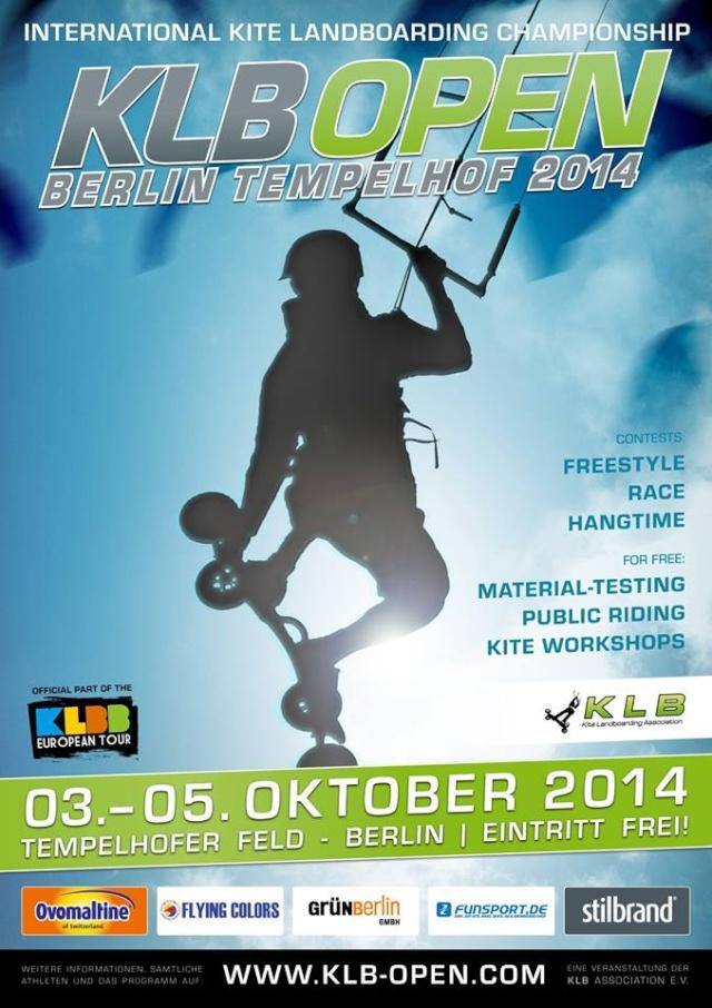 KLBB Open 2014 avec KiTe UNiT et la Bkt Klbb10