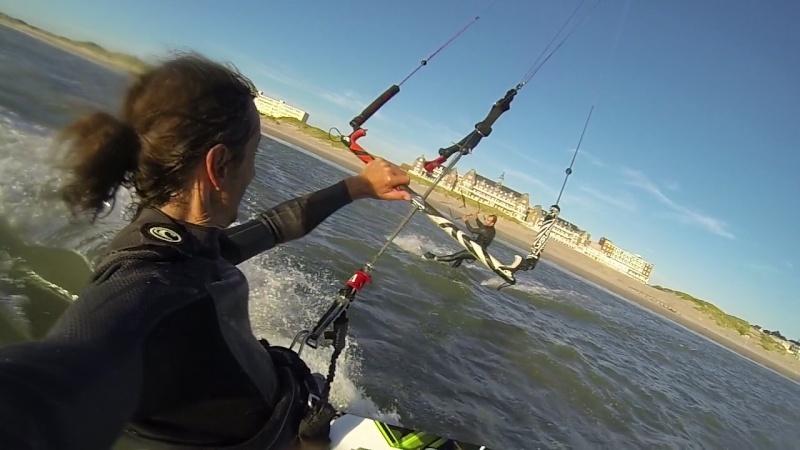 """6 juillet à Berck : """"vautrés sur le sable"""" ou """"kite sub-aquatique""""..?  Vlcsna23"""