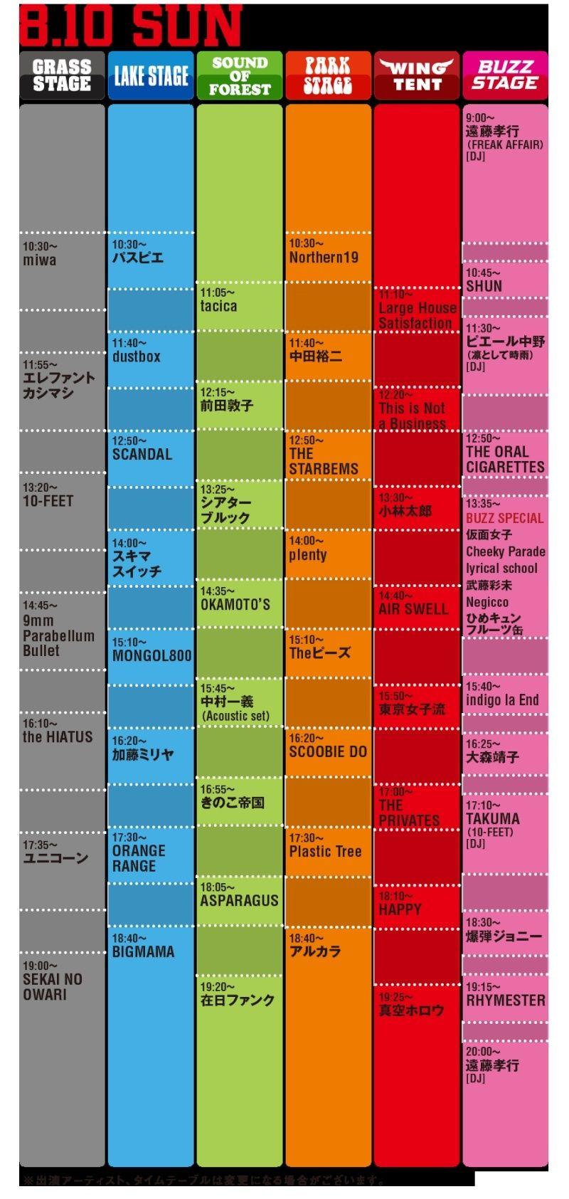 SCANDAL @ ROCK IN JAPAN FESTIVAL 2014 0810_k11