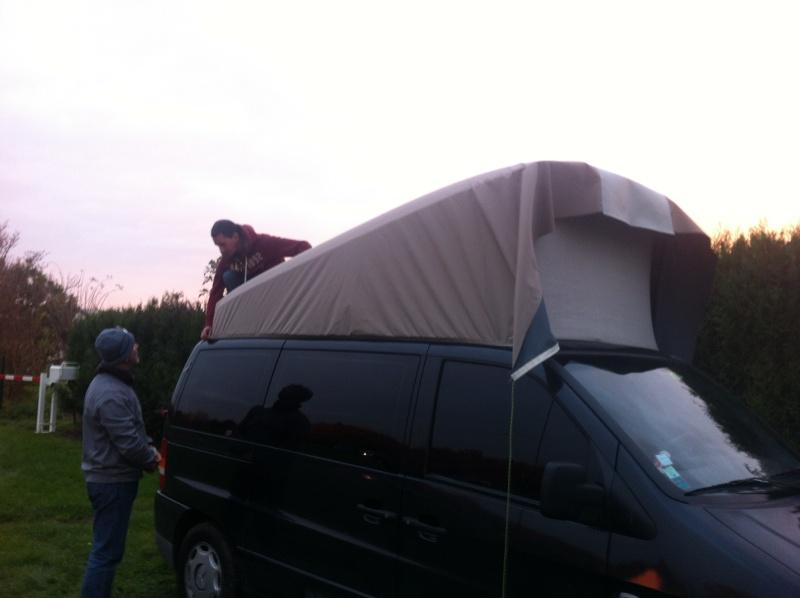Capuche de toit Thais pour Vito - Demande avis avant achat 3001_c11