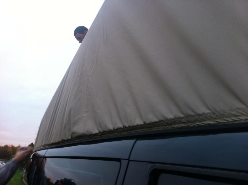Capuche de toit Thais pour Vito - Demande avis avant achat 3005_c10